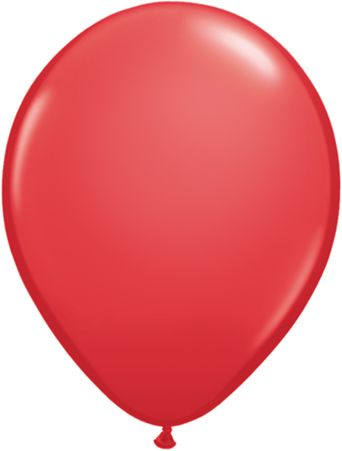 16 Inch Red Balloon