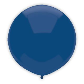 17 Inch Midnight Blue Outdoor Balloon