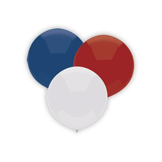 17 Inch Patriotic Assortment