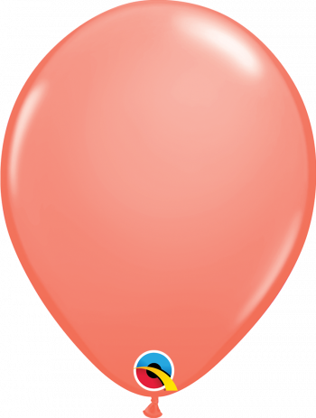 3ft Coral Balloon