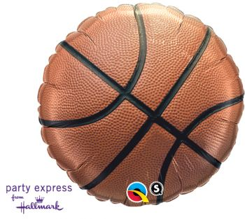 18-inch Pro Basketball Balloon