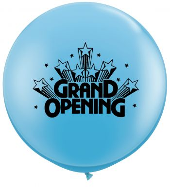 3ft Grand Opening Stars Assortment Balloon