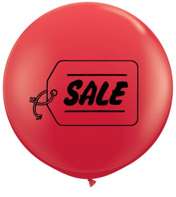 3ft Sale Balloon