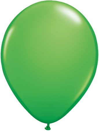 11 Inch Spring Green Balloon