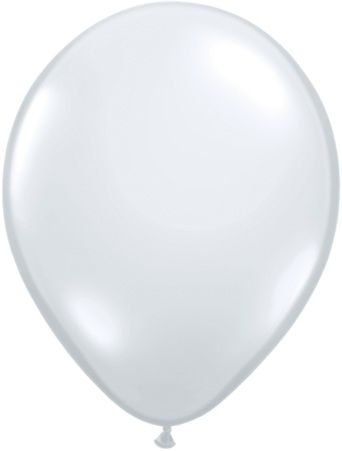 5 Inch Diamond Clear Balloon