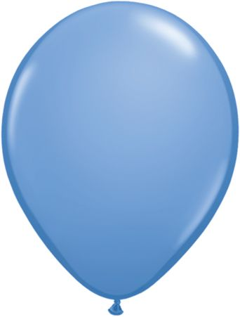 5 Inch Periwinkle Balloon