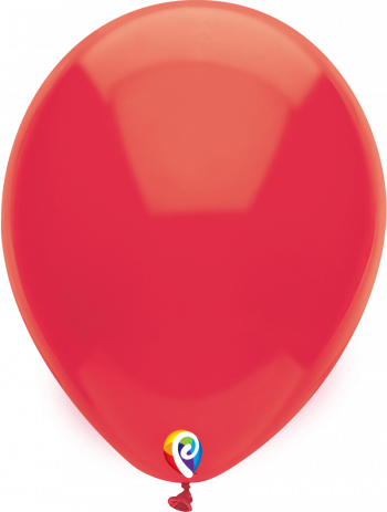 7 Inch Red Latex Balloon